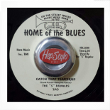 THE 5 ROYALES 45 RE - CATCH THAT TEARDROP -TOP 60s R&B SOUL HOME OF THE BLUES